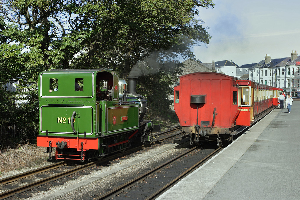 10 'G H Wood', Port Erin 17/8/2011