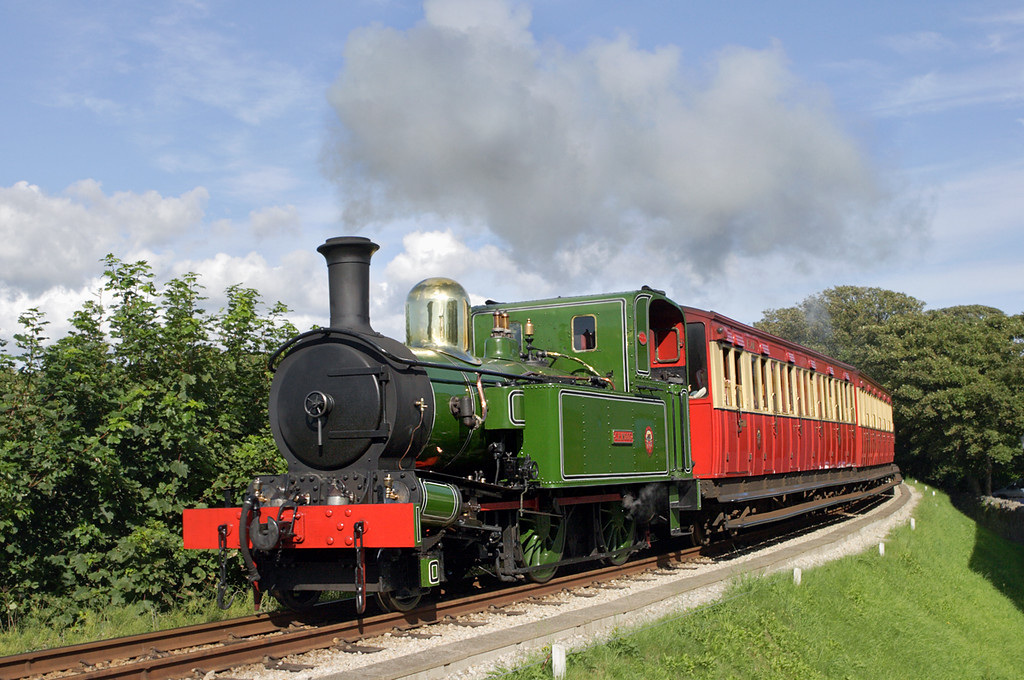 10 'G H Wood', Castletown 17/8/2011<br /> 1550 Douglas-Port Erin