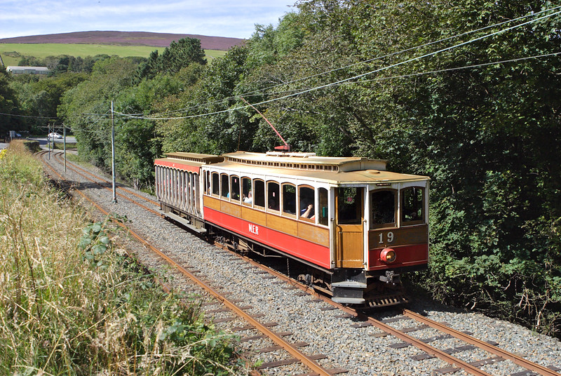 19 and 43, Dhoon Glen 17/8/2011<br /> 1340 Ramsey-Douglas