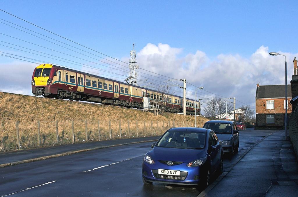 334017 Troon 18/1/2011<br /> 1K15 1100 Glasgw Central-Ayr