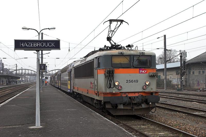 525649 Hazebrouk 18/2/2011<br /> 44929 1232 Lille Flandres-Hazebrouk