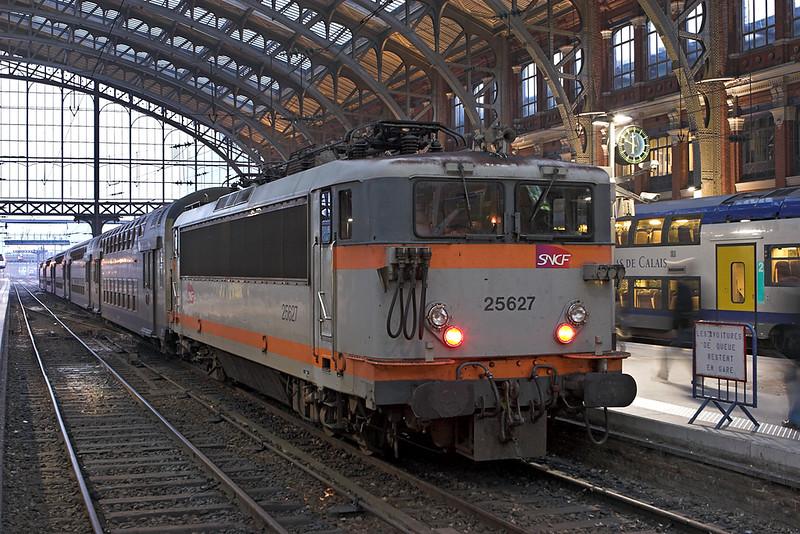 525627 Lille Flandres 18/2/2011<br /> 843952 1804 Lille Flandres-Amiens