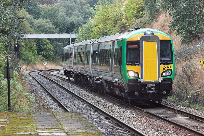 172338 Rowley Regis 23/9/2011<br /> 2C26 1057 Kidderminster-Dorridge