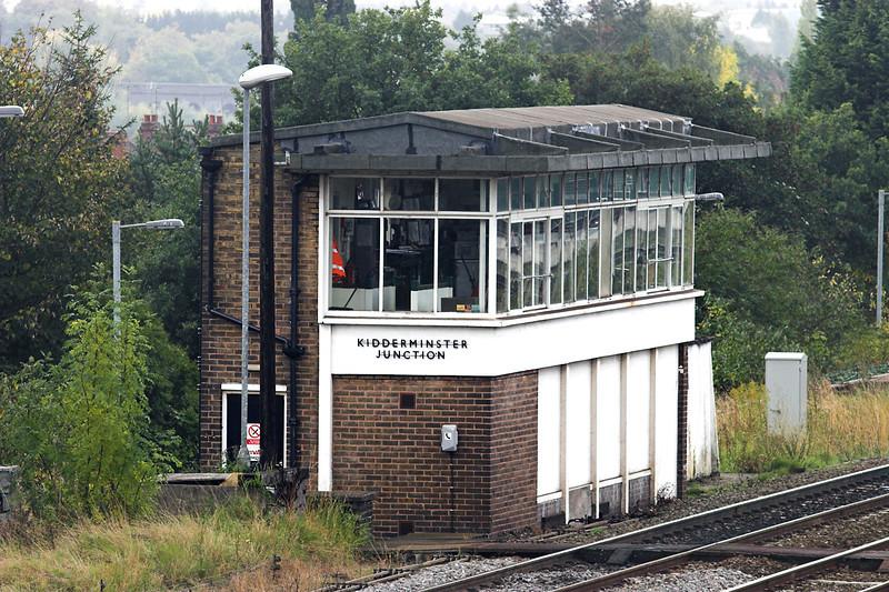 Kidderminster Junction 23/9/2011