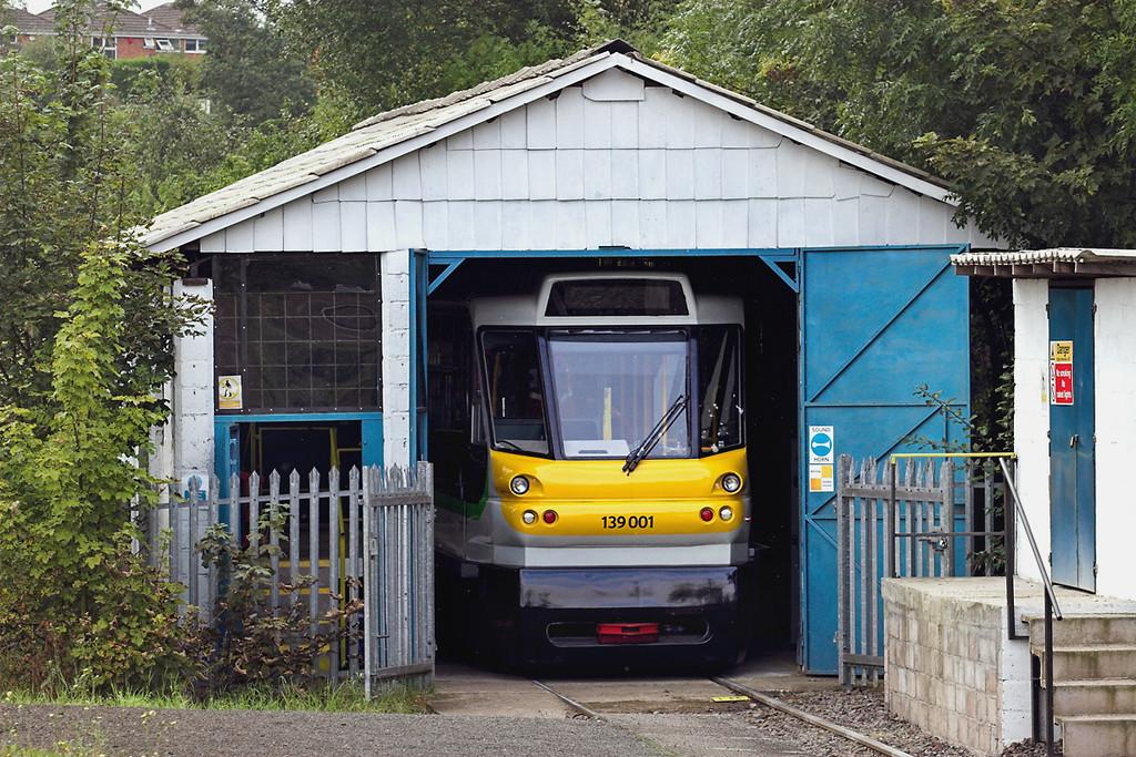 139001 Stourbridge Junction 23/9/2011