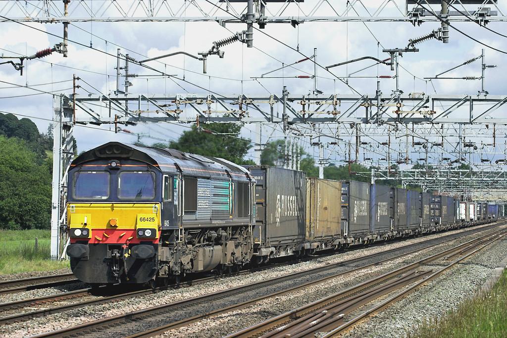 66425 Stableford 24/6/2011<br /> 4M34 0426 Coatbridge-Daventry