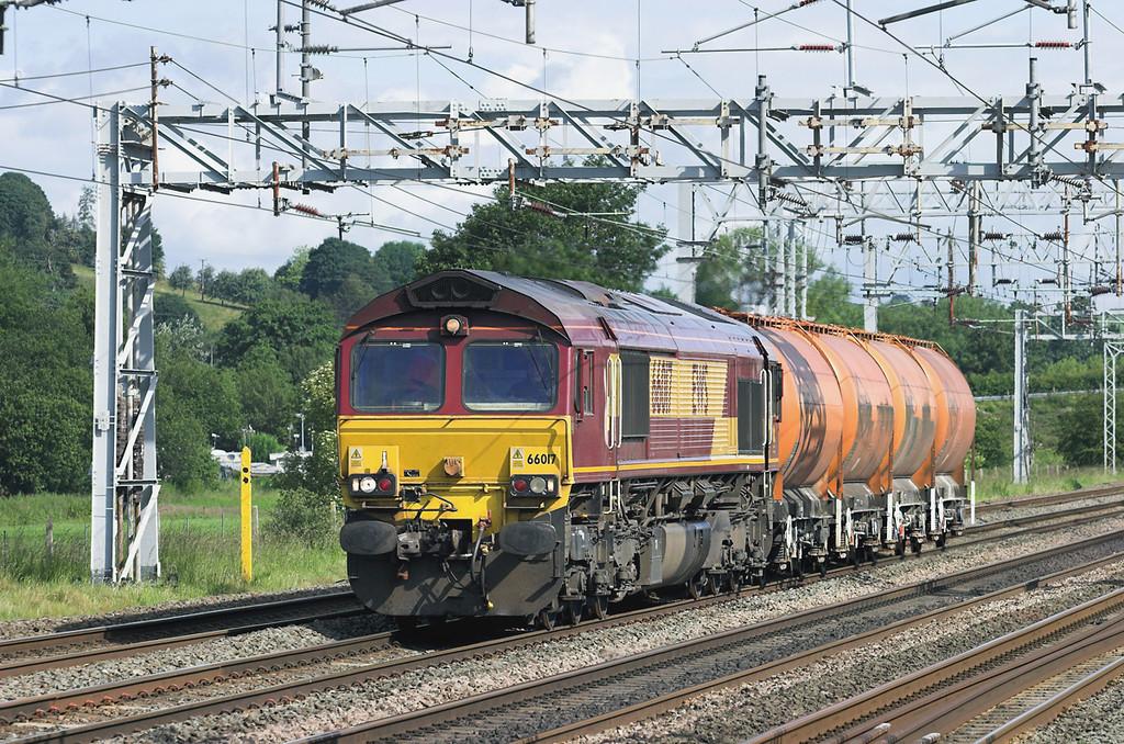 66017 Stableford 24/6/2011<br /> 6B11 0826 Warrington Arpley-Bletchley