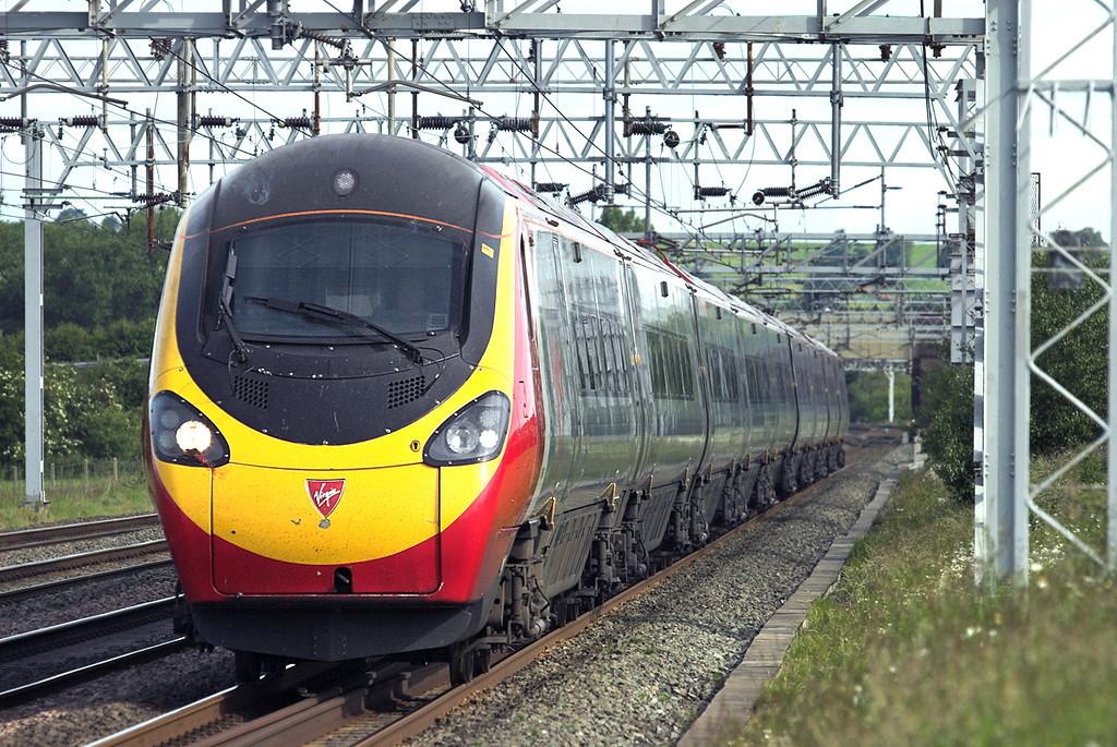 390019 Stableford 24/6/2011<br /> 1M06 0540 Glasgow Central-London Euston