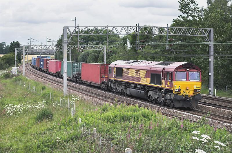 66069 Heamies 24/6/2011<br /> 4O30 1319 Trafford Park-Southampton Western Docks