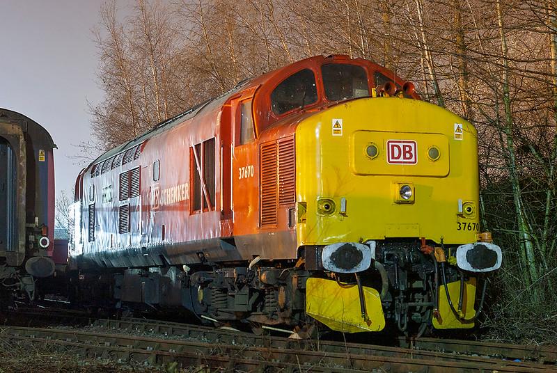 37670 Crewe 25/3/2011
