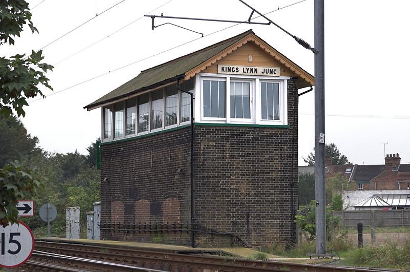 Kings Lynn Junction 27/9/2011