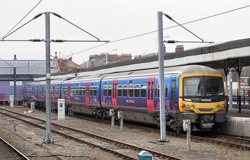 365506 Kings Lynn 27/9/2011<br /> 1T65 1256 Kings Lynn-London Kings Cross