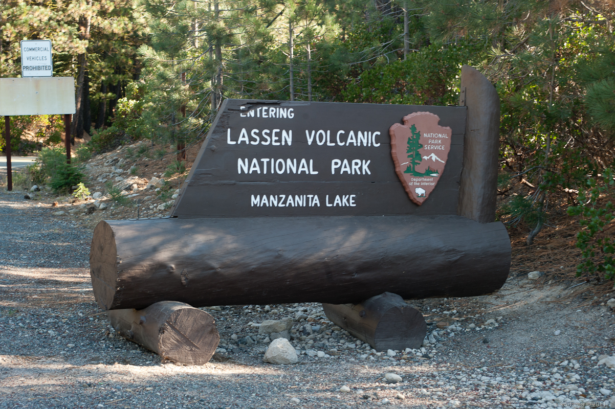 Oct. 28, 2011- Whirlwind tour of Mt. Lassen National Park
