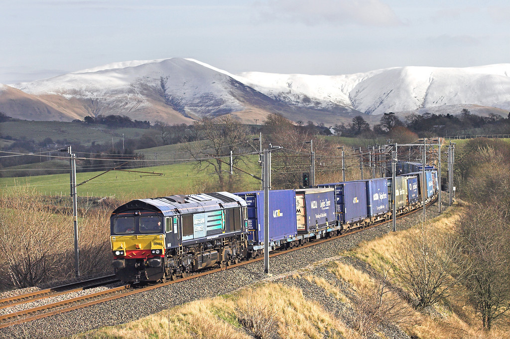 66431 Docker 2/2/2012<br /> 4M44 0847 Mossend-Daventry