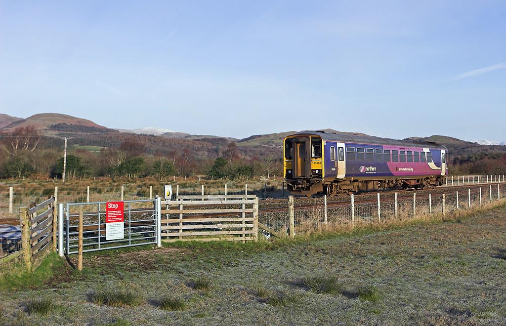 153363 Green Road 2/2/2012<br /> 2C38 0907 Sellafield-Lancaster
