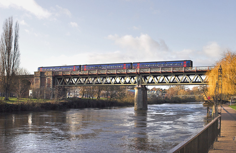 158955 Worcester 3/1/2012<br /> 2O94 1450 Great Malvern-Weymouth