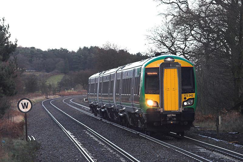 172342 Blakedown 3/1/2012<br /> 2K20 1109 Dorridge-Kidderminster