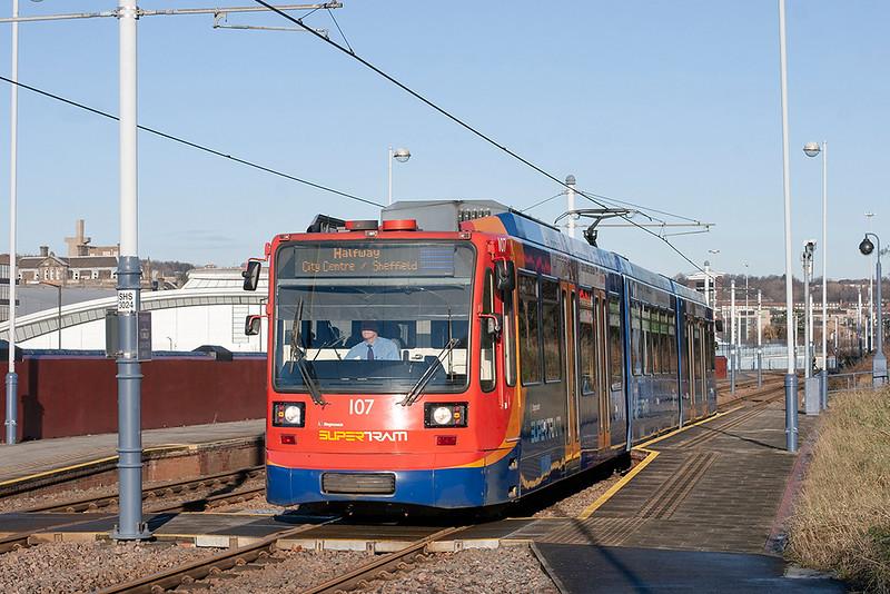 107 Sheffield Station 5/12/2012