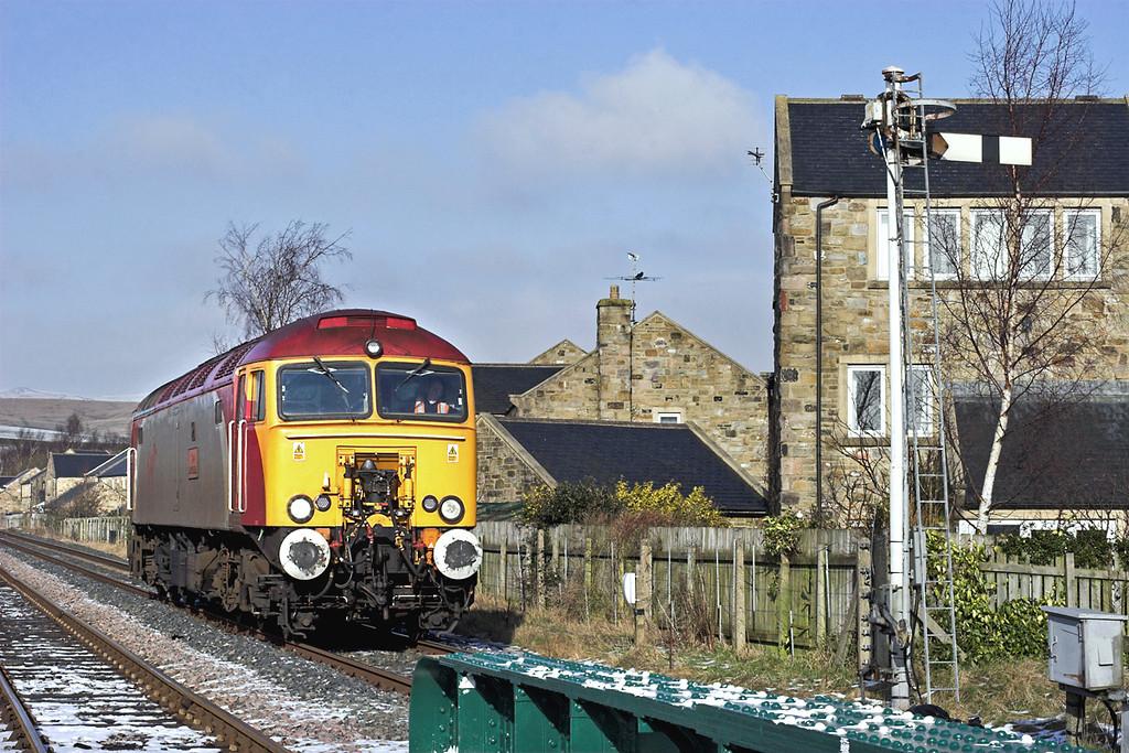 57307 Hellifield 7/2/2012<br /> 0P99 1120 Carlisle-Preston