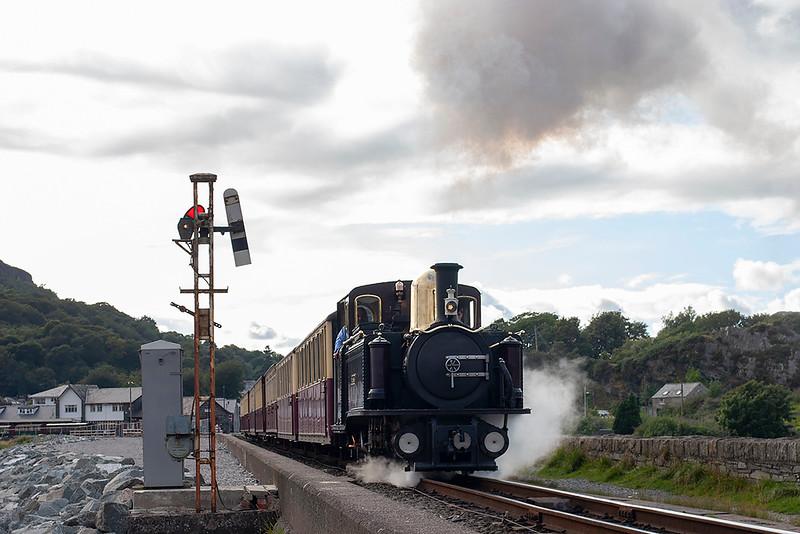 'Taliesin', Porthmadog 7/8/2012<br /> 1820 Porthmadog-Blaenau Ffestiniog