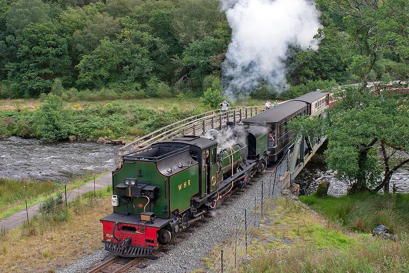 NG/G16-143 Beddgelert 7/8/2012<br /> 0935 Porthmadog-Caernarfon