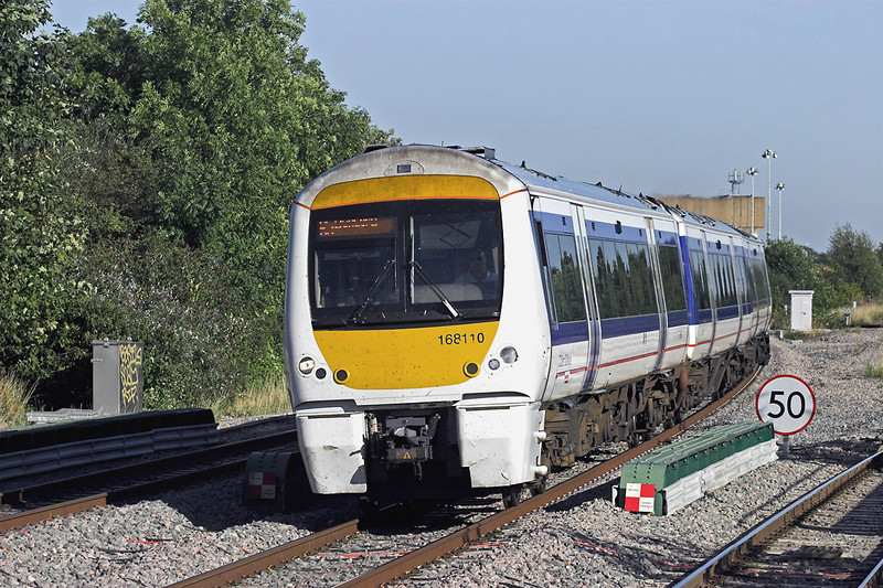 168110 South Ruislip 7/9/2012<br /> 1U48 1649 London Marylebone-Banbury