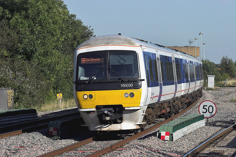 165030 South Ruislip 7/9/2012<br /> 1W47 1637 London Marylebone-High Wycombe