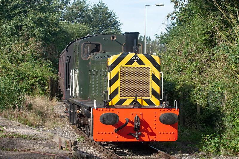D2148 Preston Docks 7/10/2012