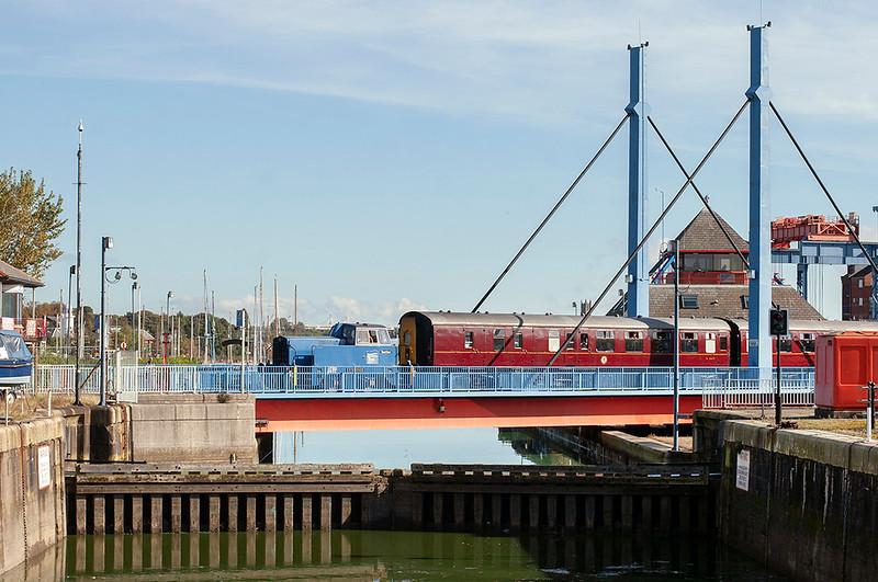 'Enterprise', Preston Docks 7/10/2012