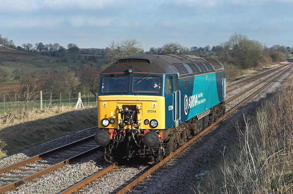 57314 Rimmington 8/2/2012<br /> 0P99 1120 Carlisle-Preston
