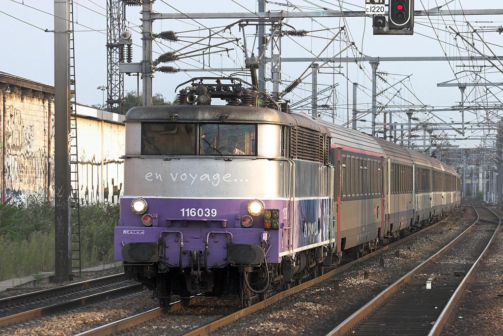 116039 Saint-Denis 10/9/2012<br /> 2021 1904 Paris Nord-Boulogne Ville