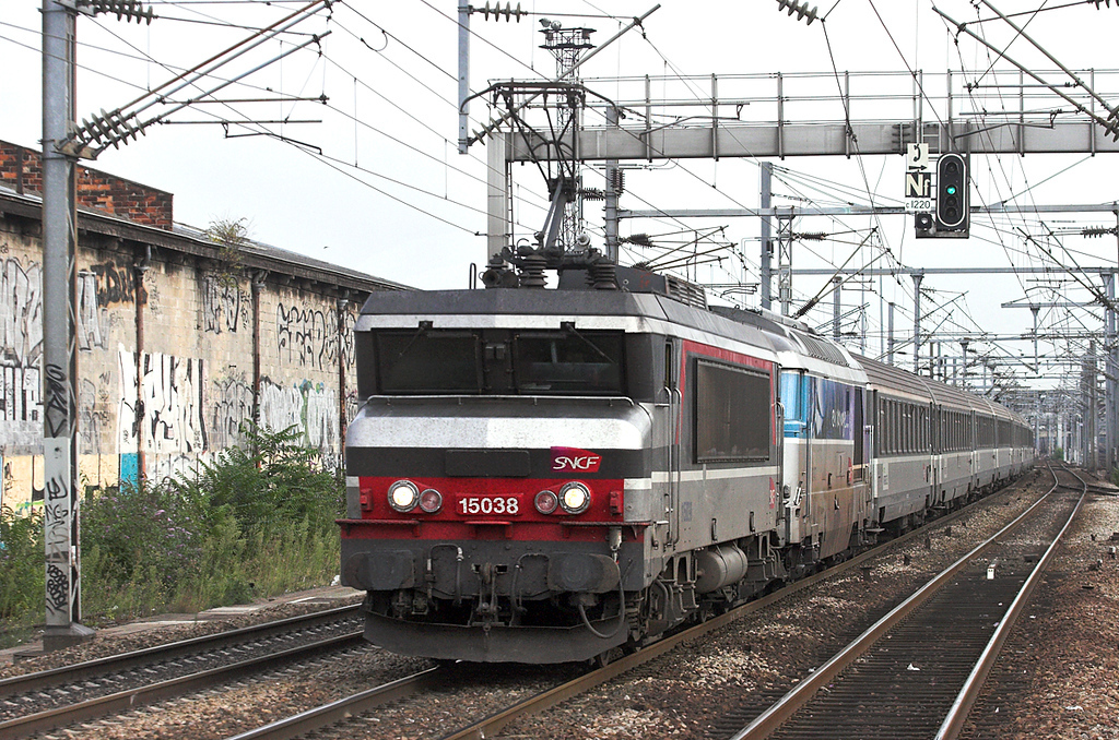 115038 and 56744, Saint-Denis 10/9/2012<br /> 12321 1907 Paris Nord-St Quentin
