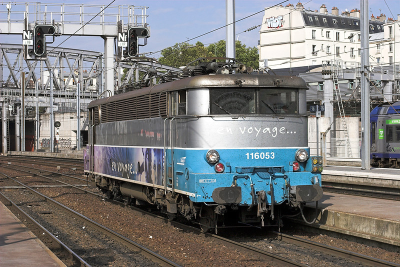 116053 Paris Nord 10/9/2012