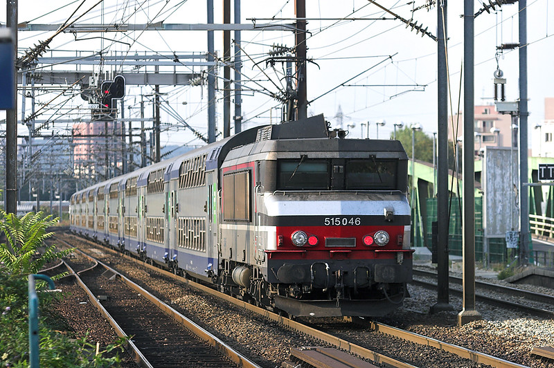 515046 Saint-Denis 10/9/2012<br /> 48529 1828 Paris Nord-Amiens