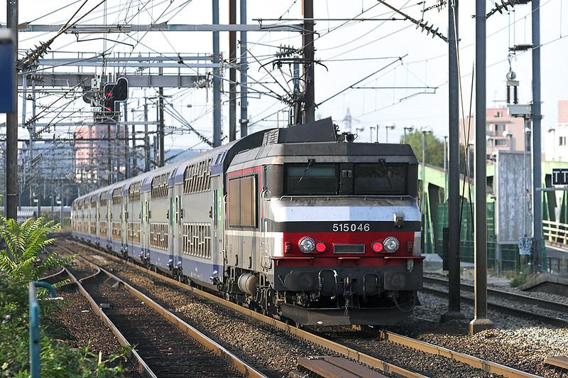 515046 Saint-Denis 10/9/2012<br /> 48529 1828 Paris Nord-Amiens