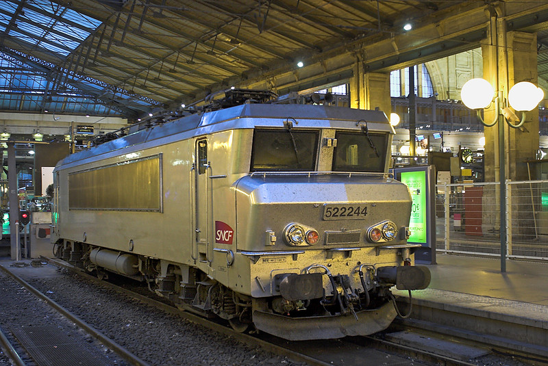 522244 Paris Nord 10/9/2012