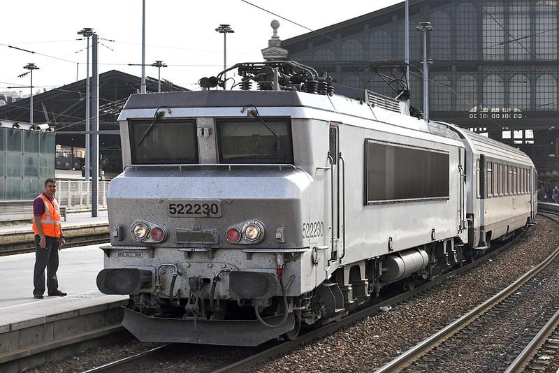 522230 Paris Nord 10/9/2012<br /> 12015 1604 Paris Nord-Amiens