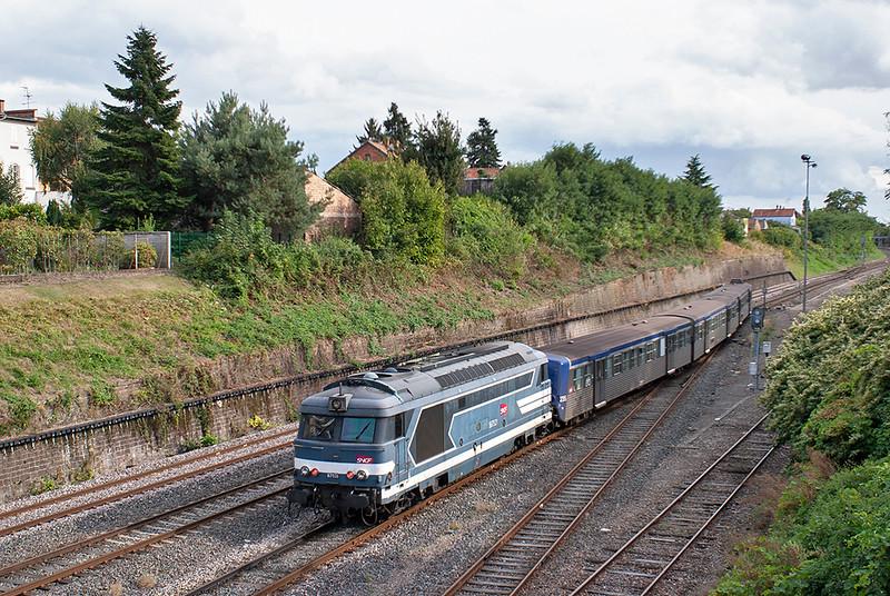 567521 Haguenau 12/9/2012<br /> 830551 1648 Haguenau-Strasbourg