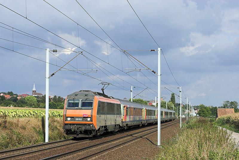 526152 Hochfelden 13/9/2012<br /> 835022 1620 Strasbourg-Nancy Ville
