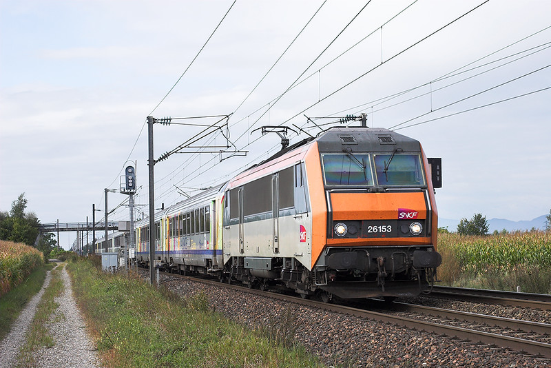 426153 Huttenheim 13/9/2012<br /> 96216 0851 Basel SNCF-Strasbourg