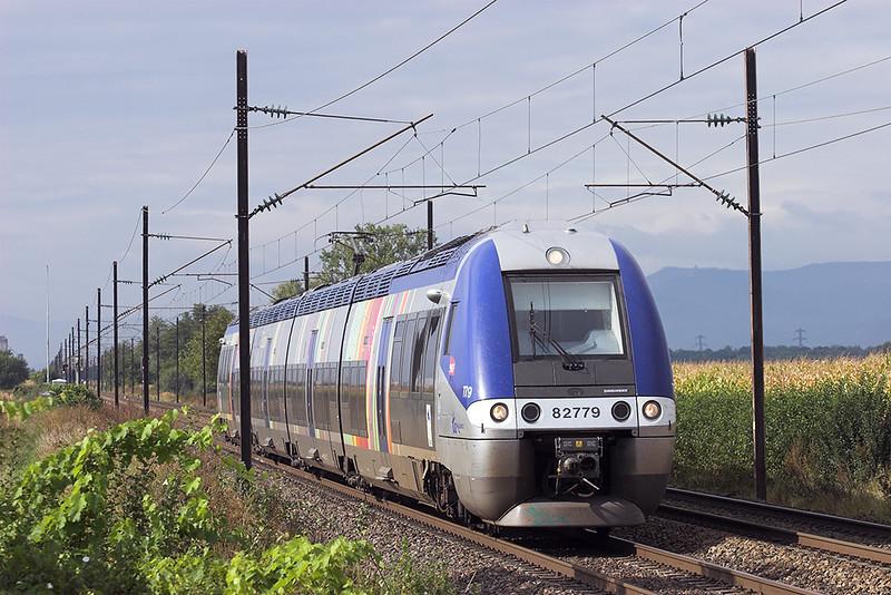 82779 Huttenheim 13/9/2012<br /> 832302 0923 Mulhouse Ville-Strasbourg