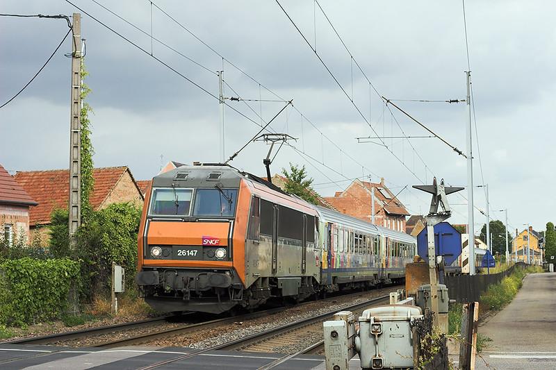 426147 Hochfelden 13/9/2012<br /> 830310 1650 Strasbourg-Metz Ville
