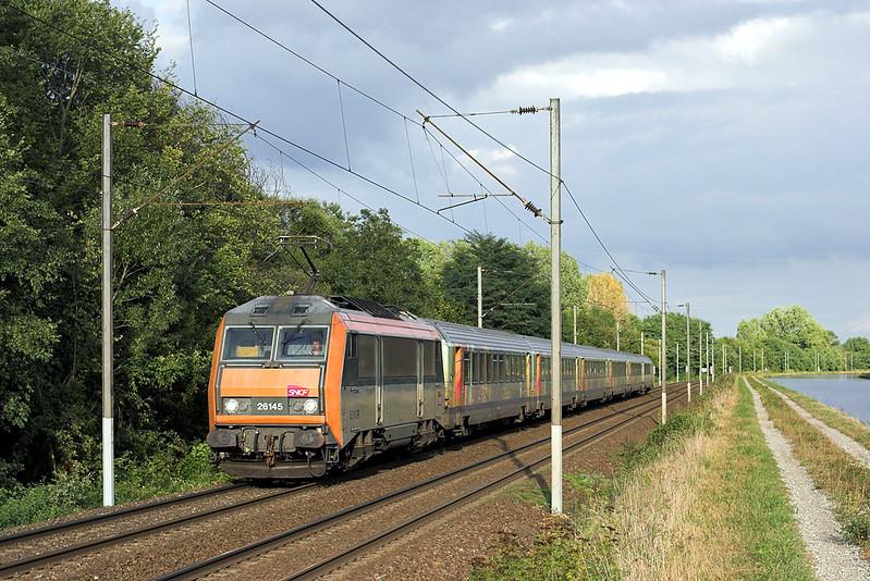 526145 Steinbourg 13/9/2012<br /> 830124 1754 Strasbourg-Sarrebourg