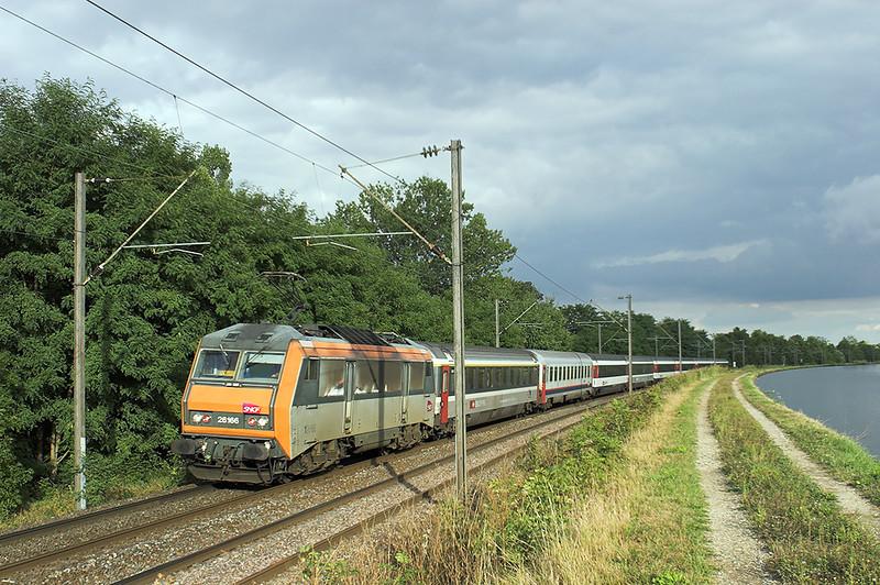 126166 Steinbourg 13/9/2012<br /> EC96 1316 Chur-Bruxelles Midi
