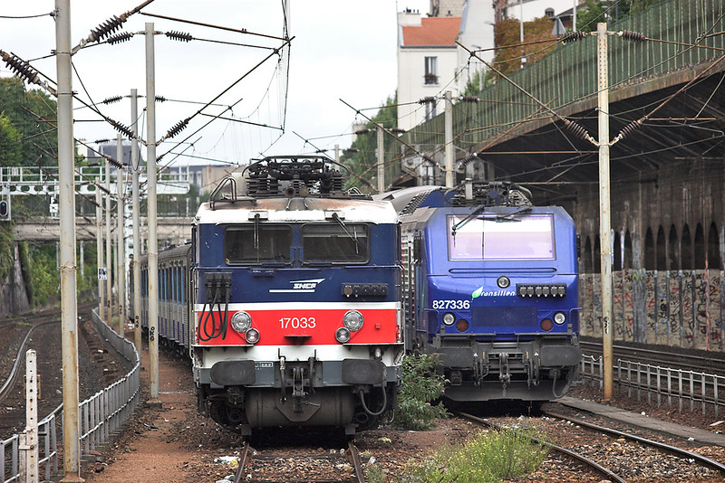 817033 and 827336, Bois Colombes 14/9/2012