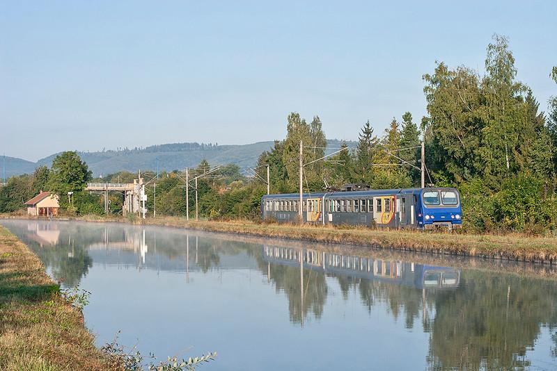 111514 Steinbourg 14/9/2012<br /> 830301 0747 Metz Ville-Strasbourg