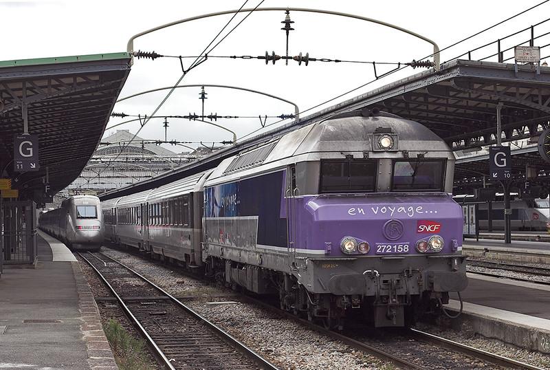 272158 Paris Est 14/9/2012<br /> D1741 1312 Paris Est-Belfort