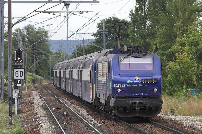 827327 Sannois 14/9/2012<br /> 37624 1542 Ermont Eaubonne-Paris St Lazare