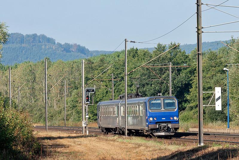 111515 Steinbourg 14/9/2012<br /> 830117 0953 Saverne-Strasbourg