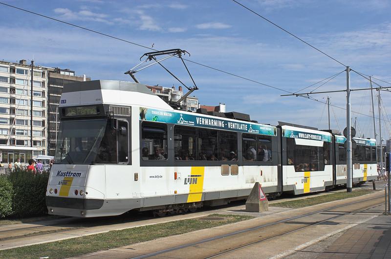 6046 Oostende Station 15/8/2012